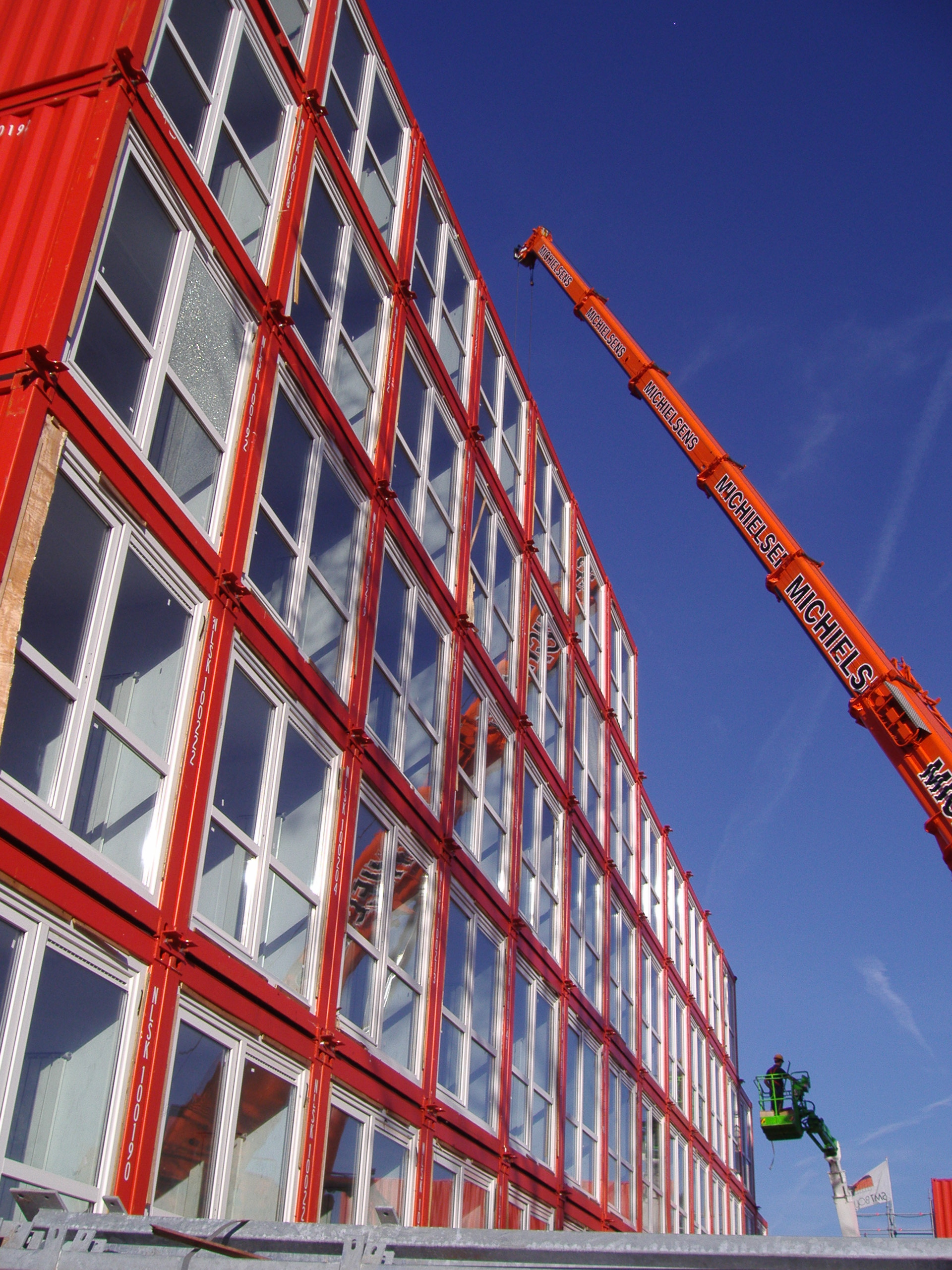 inspiring the world of modular building