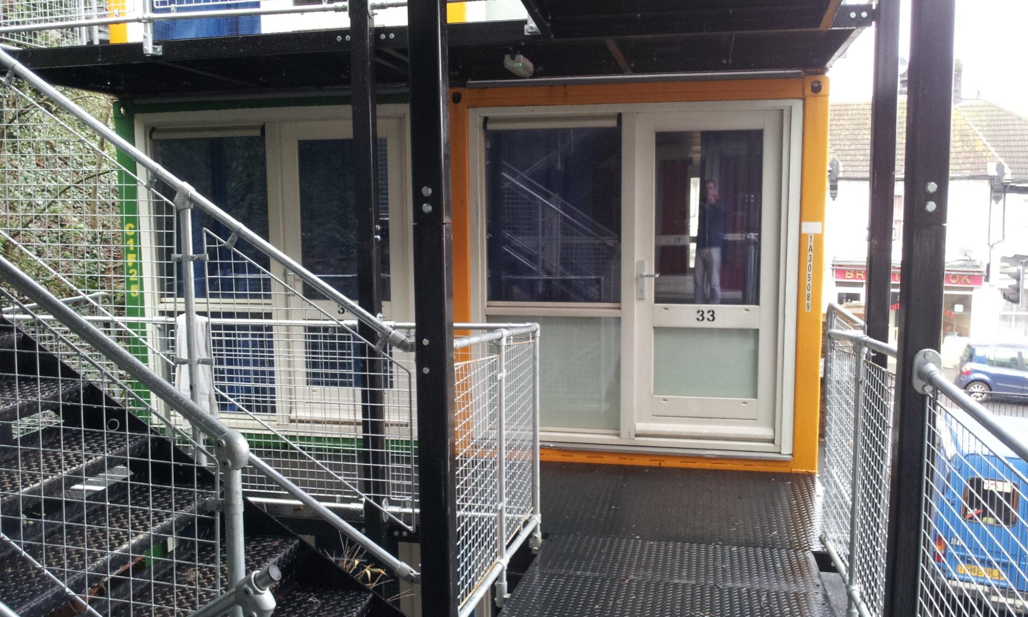 homeless shelter Brighton