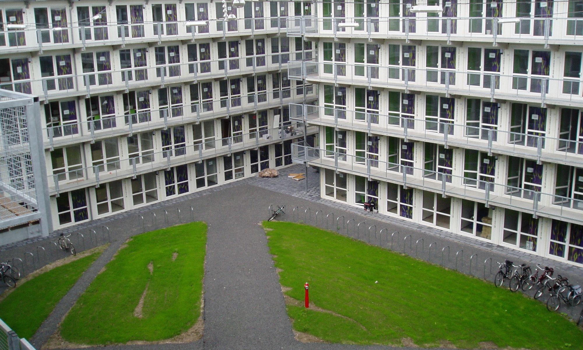 student housing Diemen