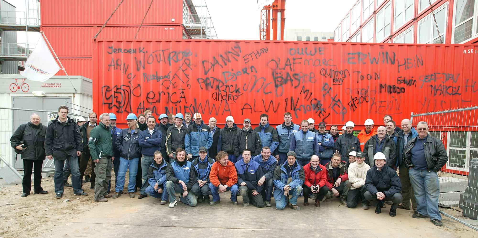 crew Tempohousing